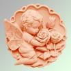 Силиконовые объемные формы Ангелочки и Феи 2D и 3D - Все для мыла ручной работы - интернет-магазин Blesk-ekb.ru, Екатеринбург
