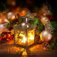 Новогодняя ночь - отдушка косметическая 10 мл  - Все для мыла ручной работы - интернет-магазин Blesk-ekb.ru, Екатеринбург