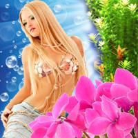 MERMAID KISSES (Поцелуи русалки) ароматизатор 50 гр - Все для мыла ручной работы - интернет-магазин Blesk-ekb.ru, Екатеринбург