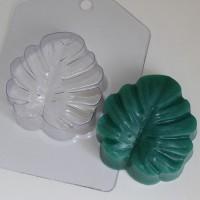 Пластиковая форма Монстера 1 шт - Все для мыла ручной работы - интернет-магазин Blesk-ekb.ru, Екатеринбург
