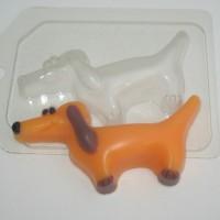 Пластиковая форма Такса 1 шт - Все для мыла ручной работы - интернет-магазин Blesk-ekb.ru, Екатеринбург
