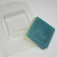 Форма пластиковая Квадрат мини 1 шт - Все для мыла ручной работы - интернет-магазин Blesk-ekb.ru, Екатеринбург