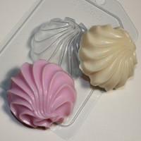 Пластиковая форма Зефирка 1 шт - Все для мыла ручной работы - интернет-магазин Blesk-ekb.ru, Екатеринбург