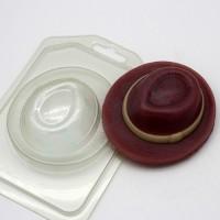 Пластиковая форма Шляпа, 1 шт - Все для мыла ручной работы - интернет-магазин Blesk-ekb.ru, Екатеринбург