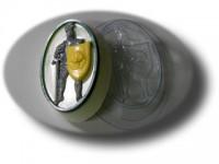 Форма пластиковая Рыцарь  1 шт - Все для мыла ручной работы - интернет-магазин Blesk-ekb.ru, Екатеринбург