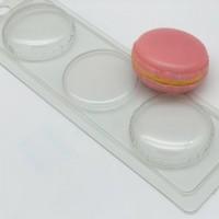 Пластиковая форма Макаронс d 5,2 1 шт - Все для мыла ручной работы - интернет-магазин Blesk-ekb.ru, Екатеринбург