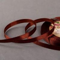 Шоколадная атласная лента, 1 м - Все для мыла ручной работы - интернет-магазин Blesk-ekb.ru, Екатеринбург