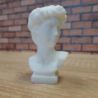 Голова Давида 6,5 см, силиконовая форма 1 шт - Все для мыла ручной работы - интернет-магазин Blesk-ekb.ru, Екатеринбург