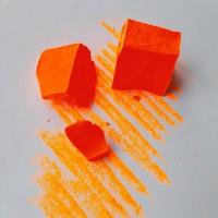 Оранжевый (яркий, неоновый) свечной краситель 5 гр - Все для мыла ручной работы - интернет-магазин Blesk-ekb.ru, Екатеринбург