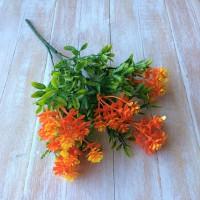 Букет с оранжевыми цветами 1шт - Все для мыла ручной работы - интернет-магазин Blesk-ekb.ru, Екатеринбург