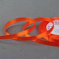 Оранжевая атласная лента, 1 м - Все для мыла ручной работы - интернет-магазин Blesk-ekb.ru, Екатеринбург