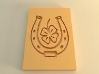 Силиконовый штамп №78 4*6 1 шт - Все для мыла ручной работы - интернет-магазин Blesk-ekb.ru, Екатеринбург